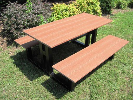 rclf site furnishings - picnic table